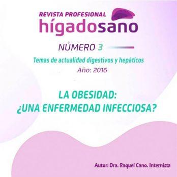 LA OBESIDAD: ¿UNA ENFERMEDAD INFECCIOSA?